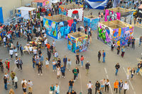 people street contemporary art festival