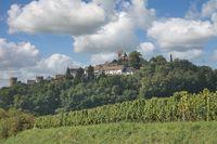 Wine Village of Neuleiningen,Palatinate,Germany