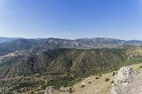 Crimean mountains.