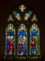 Stained glass window - Ballarat