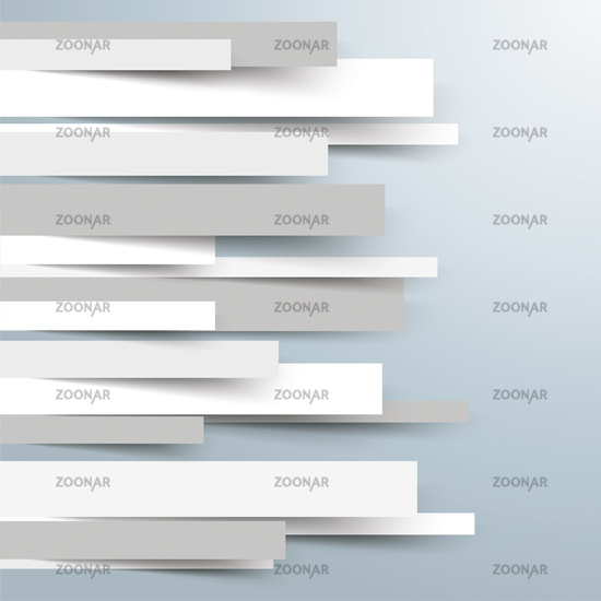 Gray Paper Lines Brochure Infographic PiAd