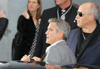 George Clooney in Berlin to present Monuments Men
