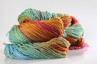 selfspun yarn