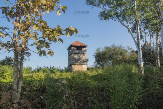 LAO HUAY XAY FRENCH FORT CARNOT