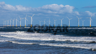Redcar, Redcar and Cleveland, UK