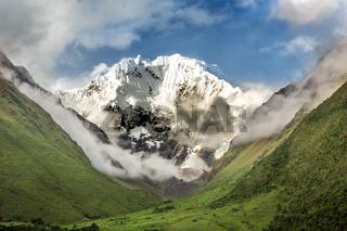 Salkantay Trekking in Peru, South America