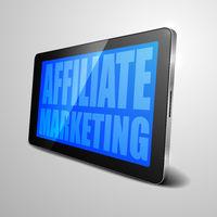 tablet Affiliate Marketing