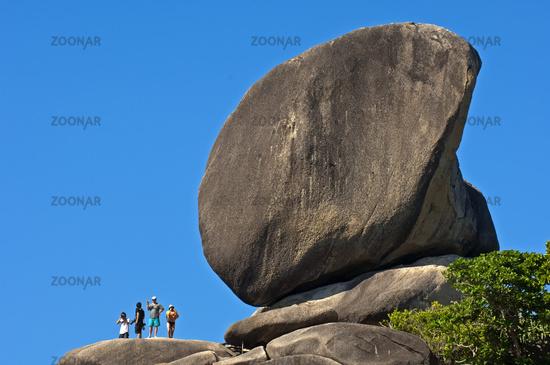 Sail Rock, Mu Ko Similan National Park,Thailand