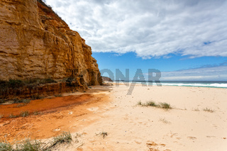 Pinnacles Beach in Australia
