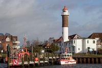 Lighthouse 001. Poel Island