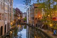 Utrecht cityscape - Netherlands