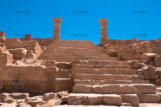 Petra, ancient city in Jordan
