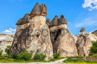 Unbelievable Love valley, Cappadocia, Turkey