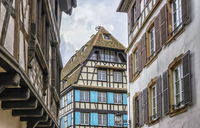 Historical houses in Petite France, Strasbourg