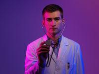 Doctor portrait