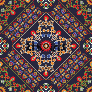 Hungarian embroidery pattern 51