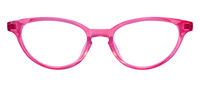 Retro Pink Cats Eye Glasses