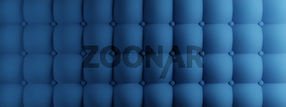 Abstract modern classic blue background, 3d rendering