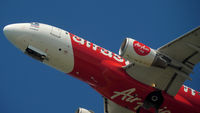 AirAsia departure from Phuket