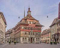 Townhall Stein am Rhein, Switzerland