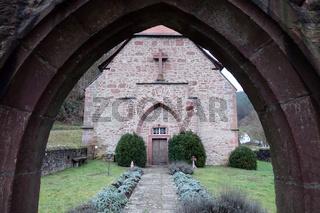 Kirche in Schöllenbach