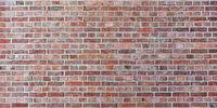 Backstein Mauer als Wand Hintergrund Textur Header
