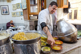 Street Food in Amman Jordan