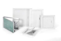 Various metal frames with doorcammary for electric shields