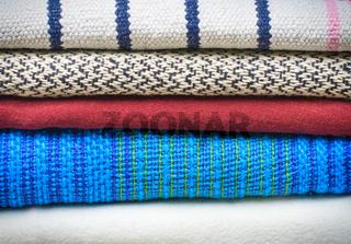 verschiedene Decken
