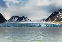 Monacobreen, Svalbard, Norway