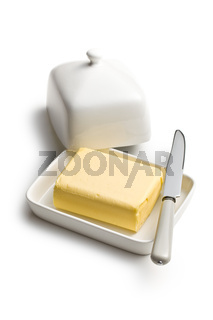 cube of butter
