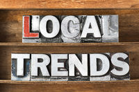 local trends tray