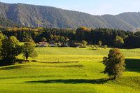 Chiemgau near Samerberg