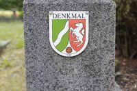 Monument sign NRW