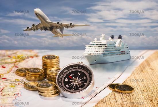 Worldwide travel and finance