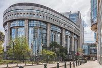 European Parliament - Paul-Henry Spaak building