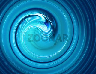 vortex of water