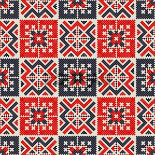 Romanian traditional pattern 175