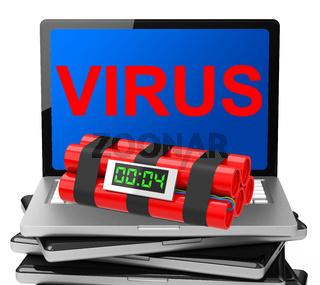 the virus bomb