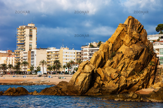 Lloret de Mar Resort Sea Town on Costa Brava