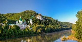 The Holy Mountains Lavra in Svyatogorsk, Ukraine