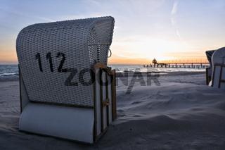 Ostsee Zingst Seebruecke
