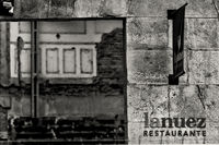 Demolition of The mythical restaurant La Nuez in Pamplona