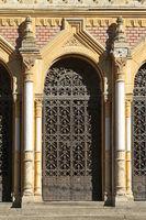 Synagogue Entrance