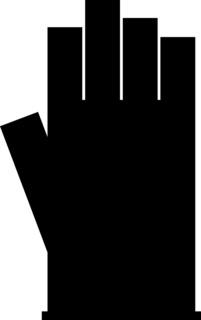 Glove Icon Vector
