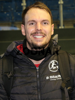 Kai Häfner,  MT Melsungen, Liqui Moly HBL, Handball-Bundesliga Saison 2019-20