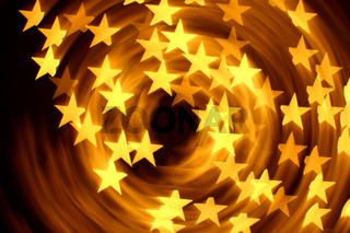 bokeh stars  background abstract macro