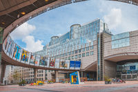 European Parliament - Altiero Spinelli building