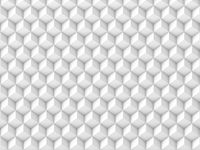 background of white cubes