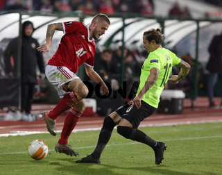 PFC CSKA-Sofia vs CFR 1907 Cluj